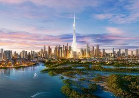 Dubai-Creek-Habour